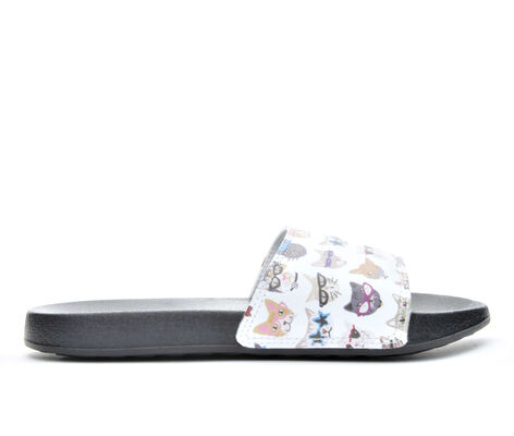 Women's BOBS Kitty Smart Slide Sandals