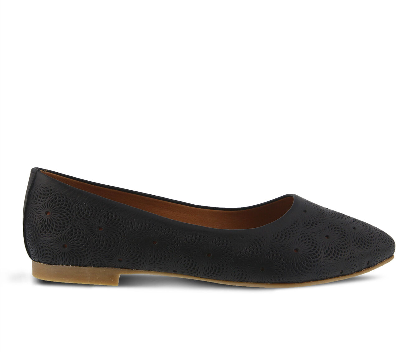 latest Women's SPRING STEP Nomalee Flats Black