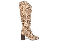 Women's Journee Collection Aneil Wide Calf Knee High Boots