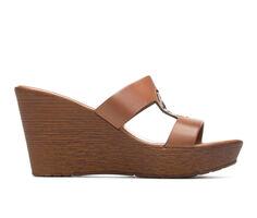 Women's Italian Shoemakers Eunice Wedges