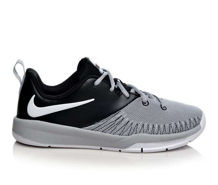 Boys' Nike Team Hustle D7 Low 3.5-7 Basketball Shoes