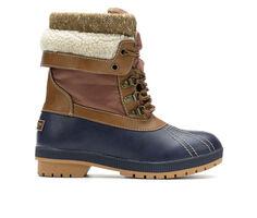 Women's London Fog Mitten Winter Boots