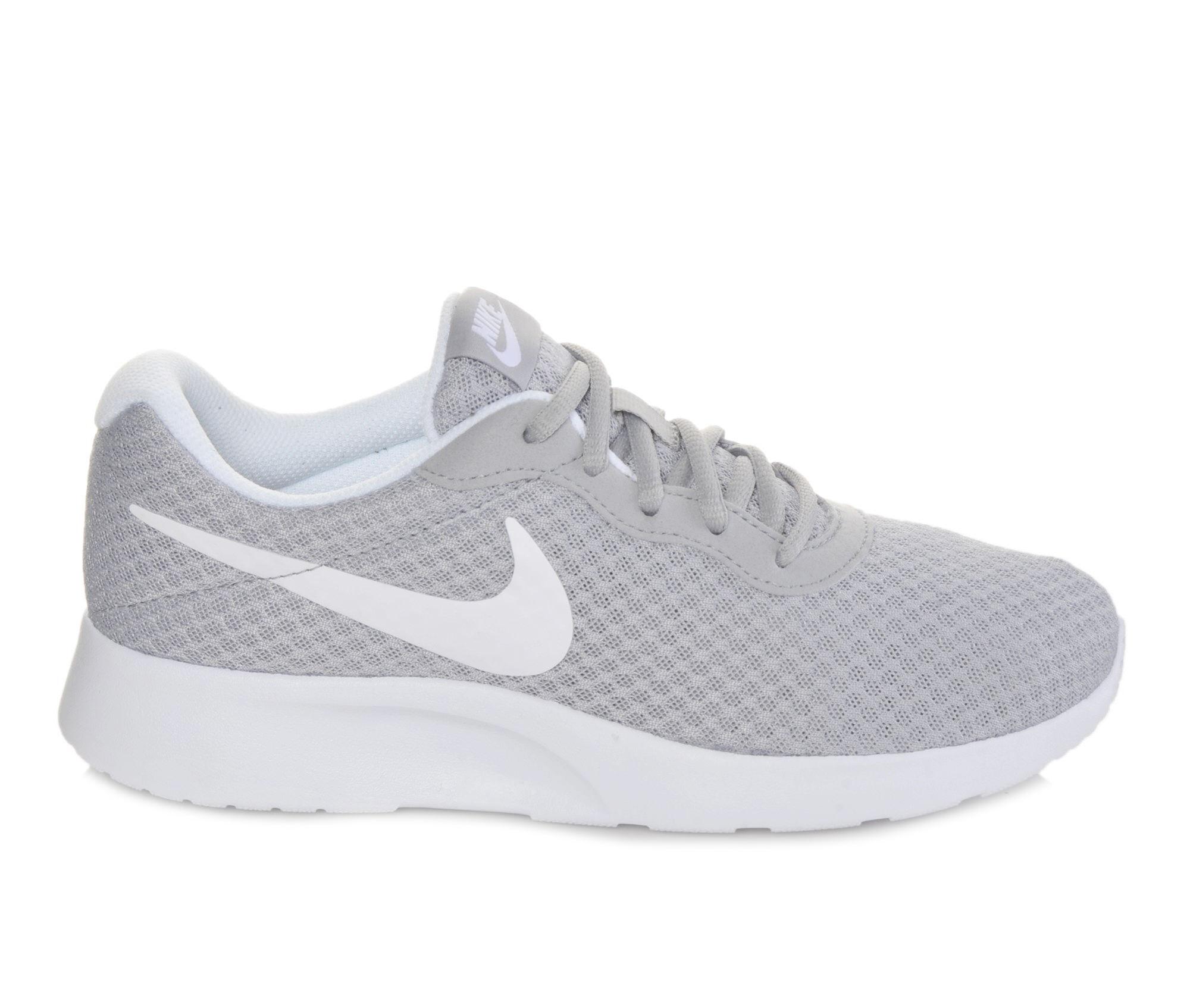 Women's Nike Tanjun Sneakers Grey/White