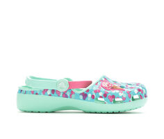 Girls' Crocs Karin Novelty 11-3 Clogs