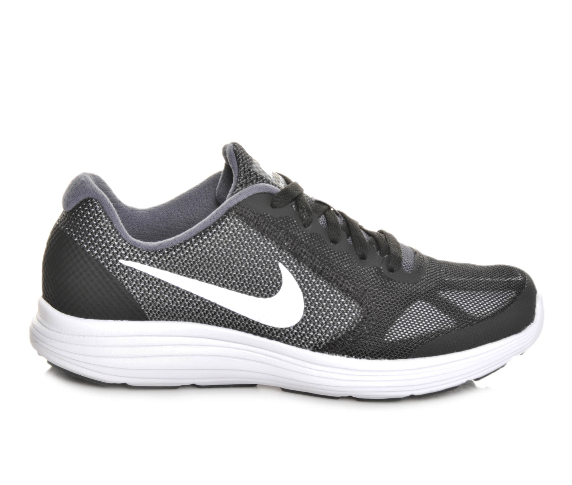 Boys' Nike Revolution 3 3.5-7 Running Shoes