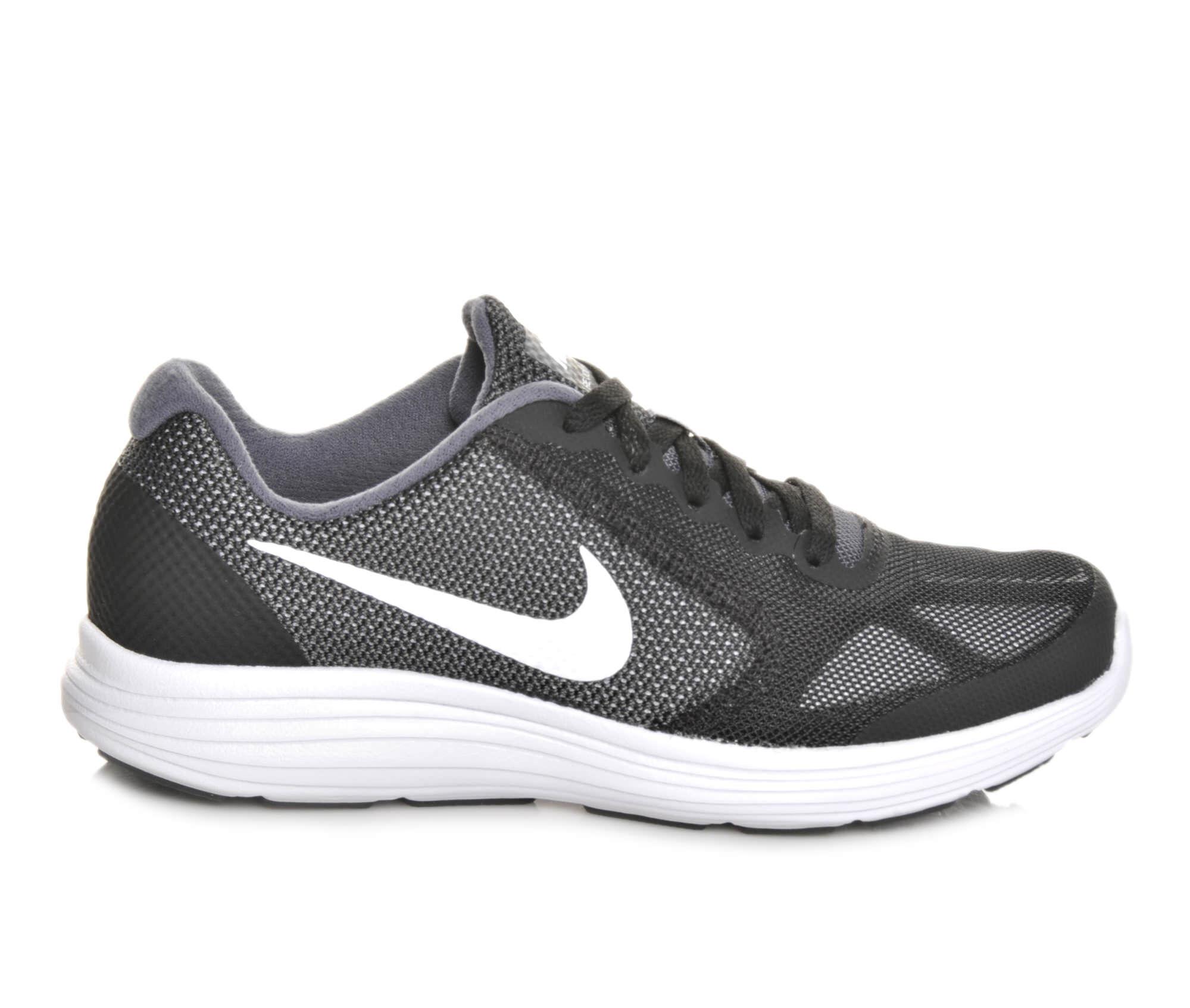 Boys\u0026#39; Nike Revolution 3 3.5-7 Running Shoes