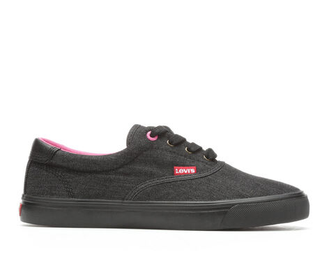 Women's Levis Pomona Denim Sneakers