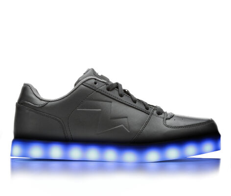 Men's Skechers Energy Lights Low 52075EG Light-Up Sneakers