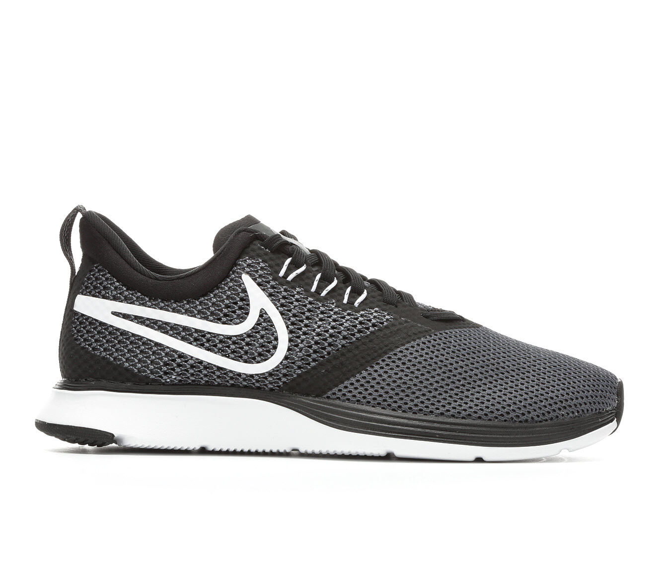 Nike Strike Boys Running Shoes Black/Grey/White dA7032G