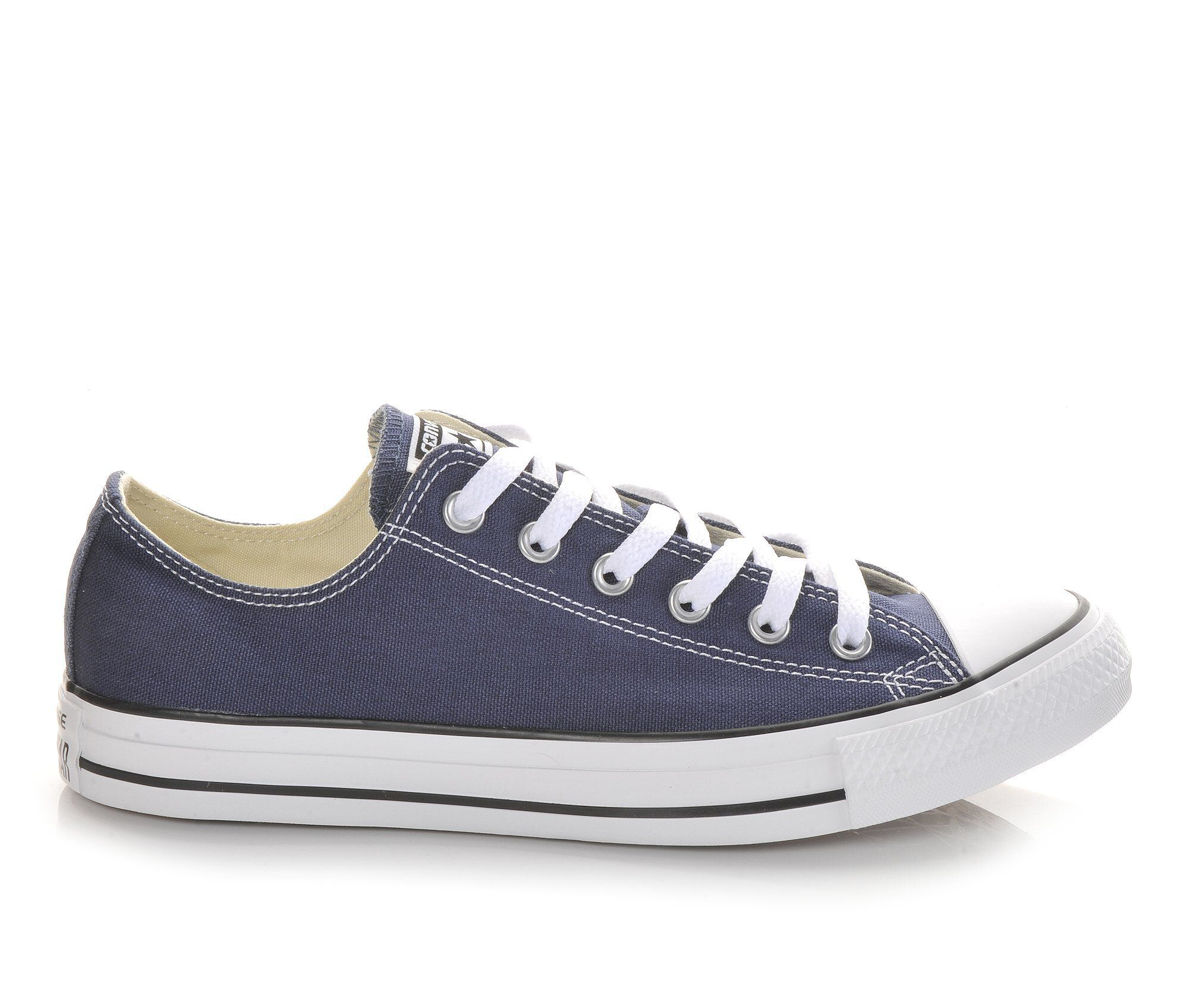 Adults' Converse Chuck Taylor All Star Canvas Ox Core Sneakers Navy
