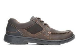 Men's Nunn Bush Burleigh Moc Toe Casual Shoes
