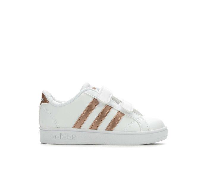 Girls' Adidas Infant & Toddler Baseline Sneakers