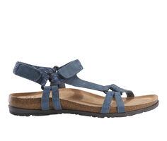 Women's Earth Origins Orono Fern Footbed Sandals