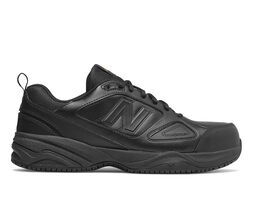 Men's New Balance Steel Toe 627 Leather Work Shoes