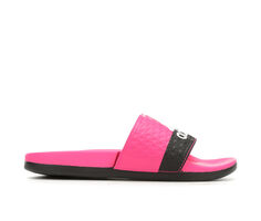 Girls' Adidas Little Kid & Big Kid Adlette Comfort Sport Slides