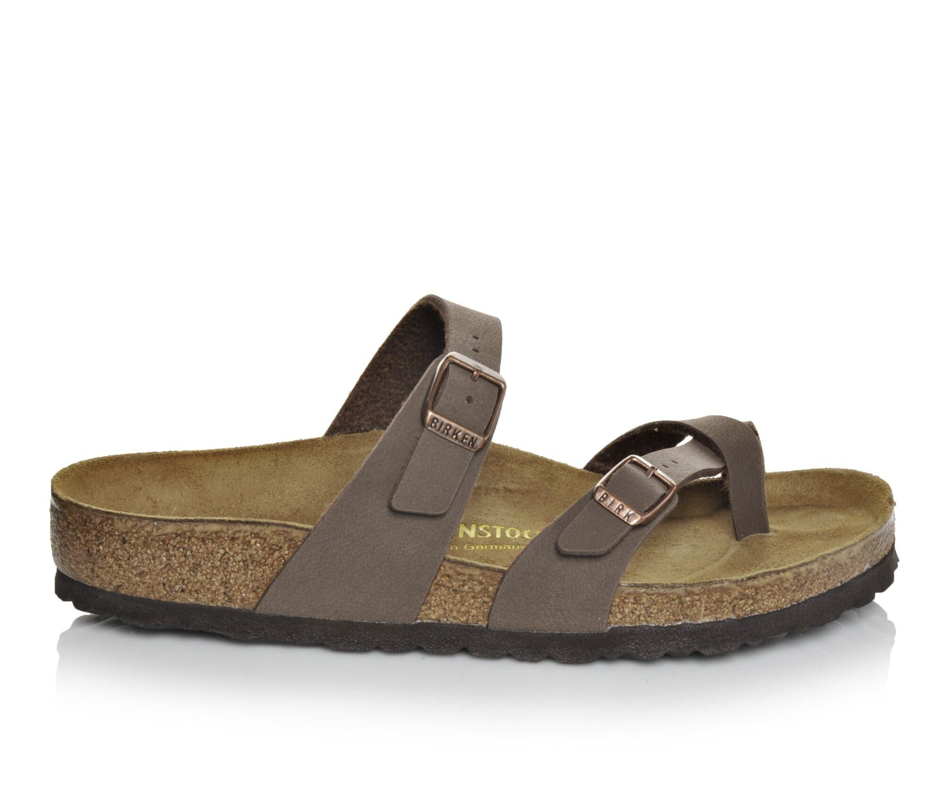 Women's Birkenstock Mayari Footbed Sandals Mocha