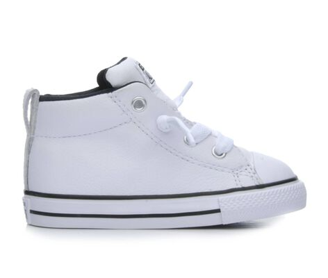 Boys' Converse Infant Chuck Taylor All Star Street Mid Sneakers