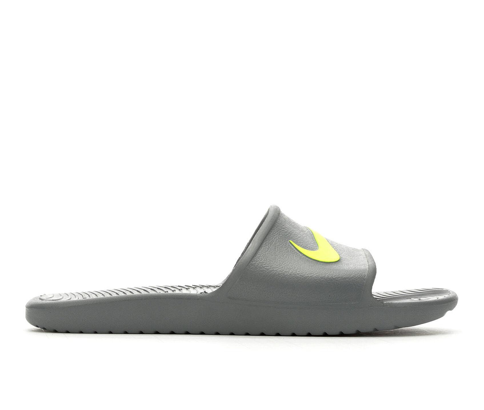 16ebb6694 Men's Nike Kawa Shower Sport Slides | Shoe Carnival