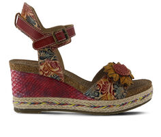 Women's L'ARTISTE Annmarie Wedges