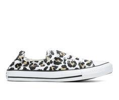 Women's Converse Shoreline Leopard Sneakers