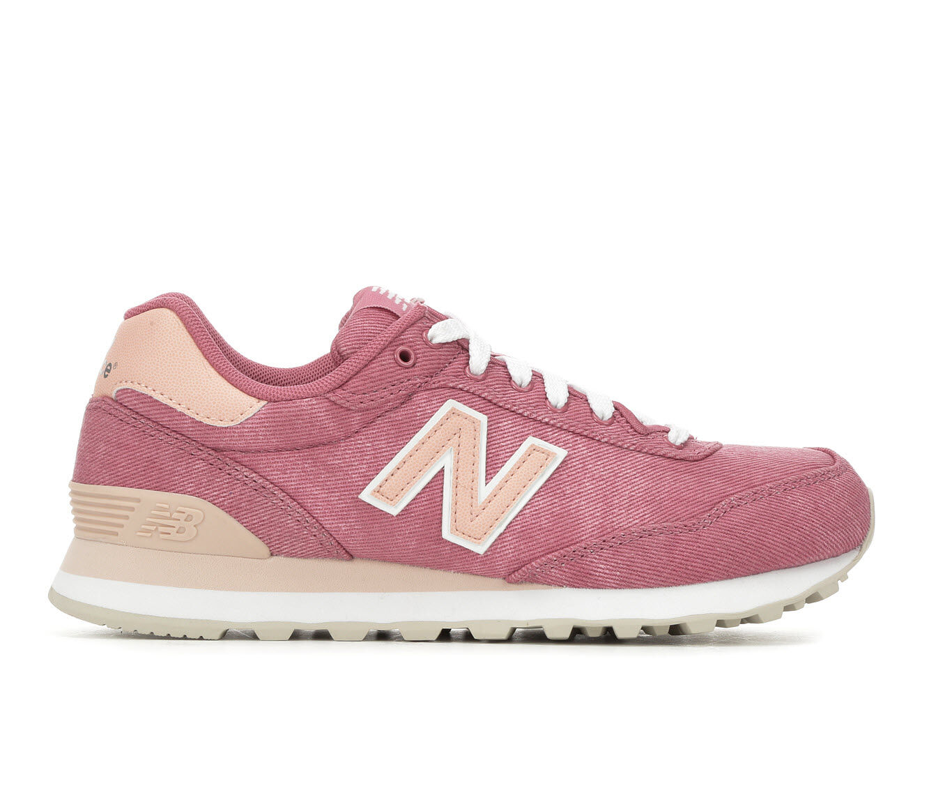 Women's New Balance WL515 Retro Sneakers Oyster Pnk/Rose