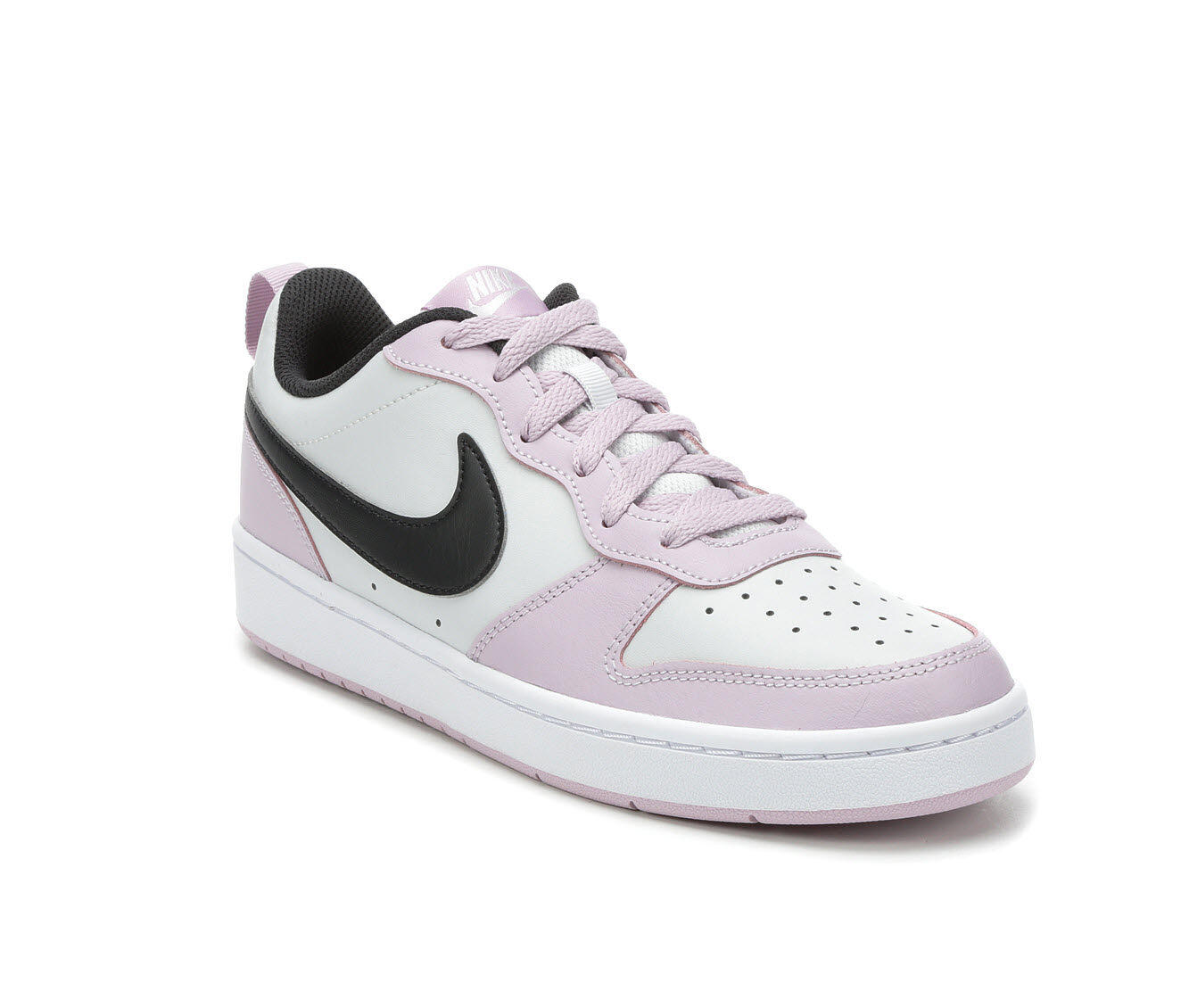 Girls' Nike Big Kid Court Borough Low 2 Sneakers