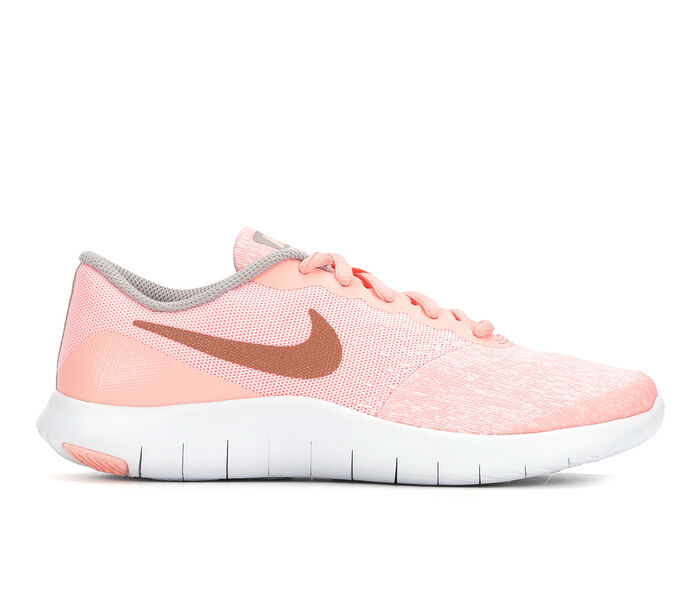 Girls' Nike Big Kid Flex Contact Running Shoes