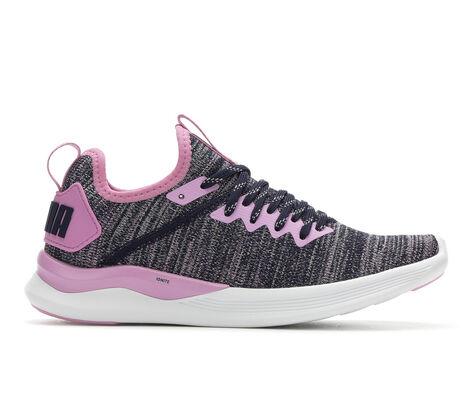 Girls' Puma Flash EvoKnit JR 4-7 Running Shoes