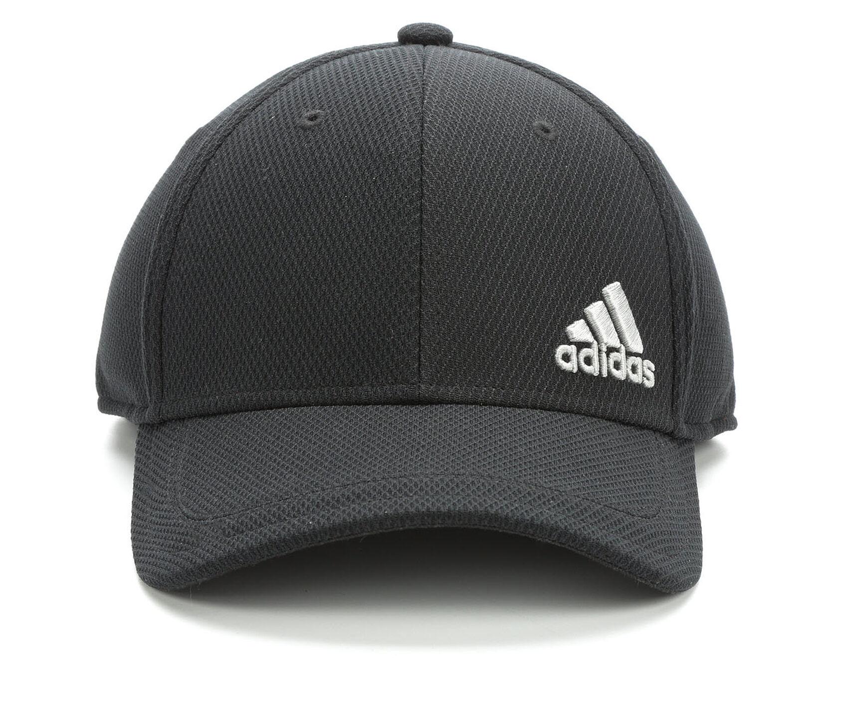 f9e0da6b33b54 Adidas Men's Release Stretch Fit Baseball Cap