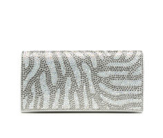 Vanessa Animal Glitter Clutch