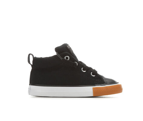Kids' Converse Chuck Taylor All Star St. Mid Gum 2-10 Sneakers