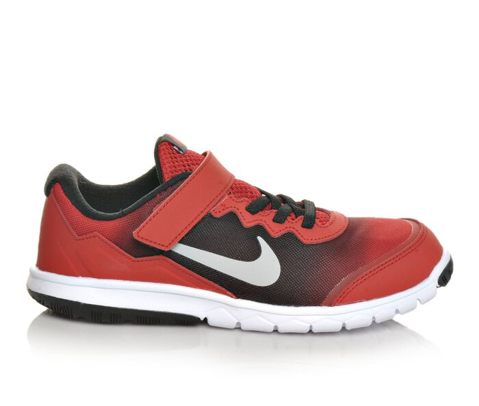 Boys' Nike Flex Experience 4 Print 10.5-3 Running Shoes