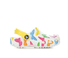 Kids' Crocs Toddler Classic Butterfly Clogs