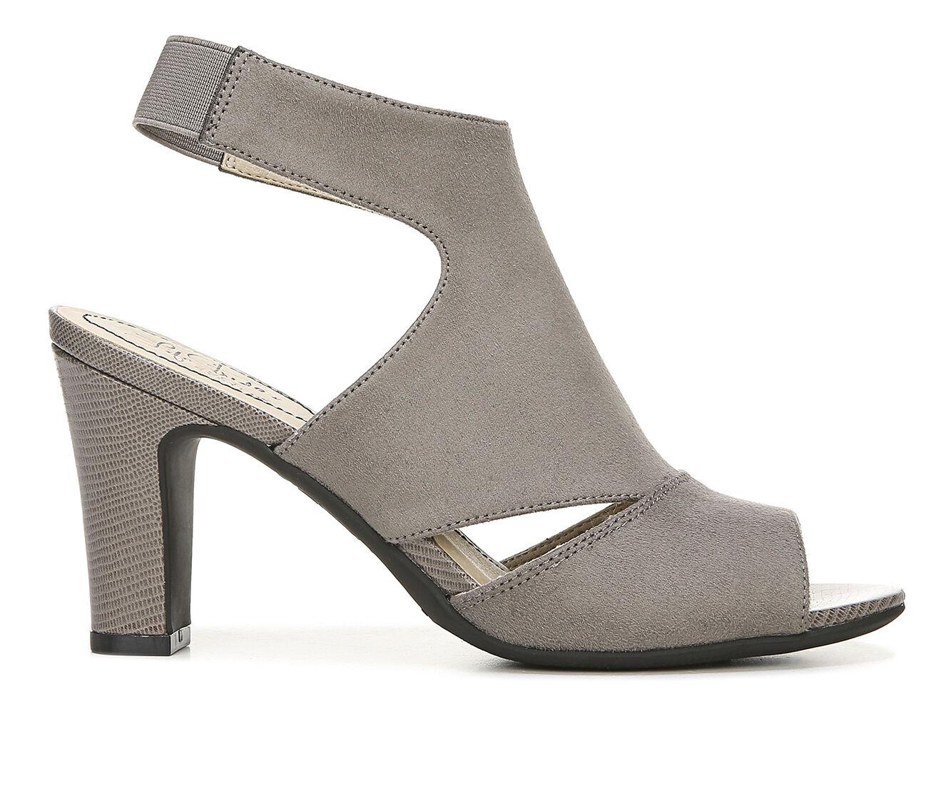 100% Quality Women's LifeStride Cara Dress Sandals Grey