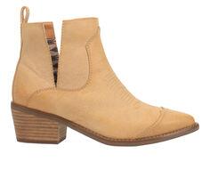 Women's Code West Slaps Side Slit Western Boots