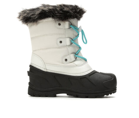 Girls' Itasca Sonoma Icy White 11-6 Winter Boots