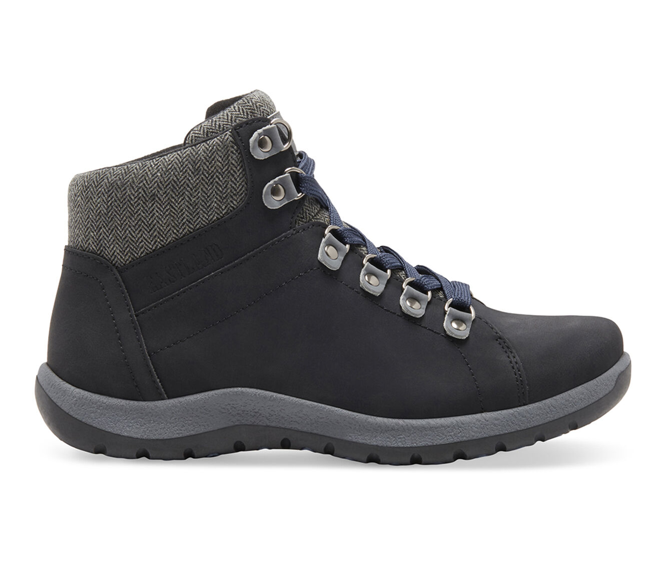 cheapest new Women's Eastland Bethanie Hiking Boots Black