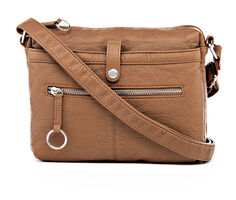 Bueno Of California Grained Washed Crossbody