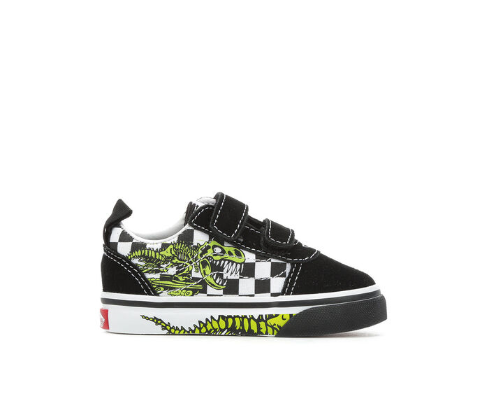 Boys' Vans Infant & Toddler Ward Velcro Sneakers