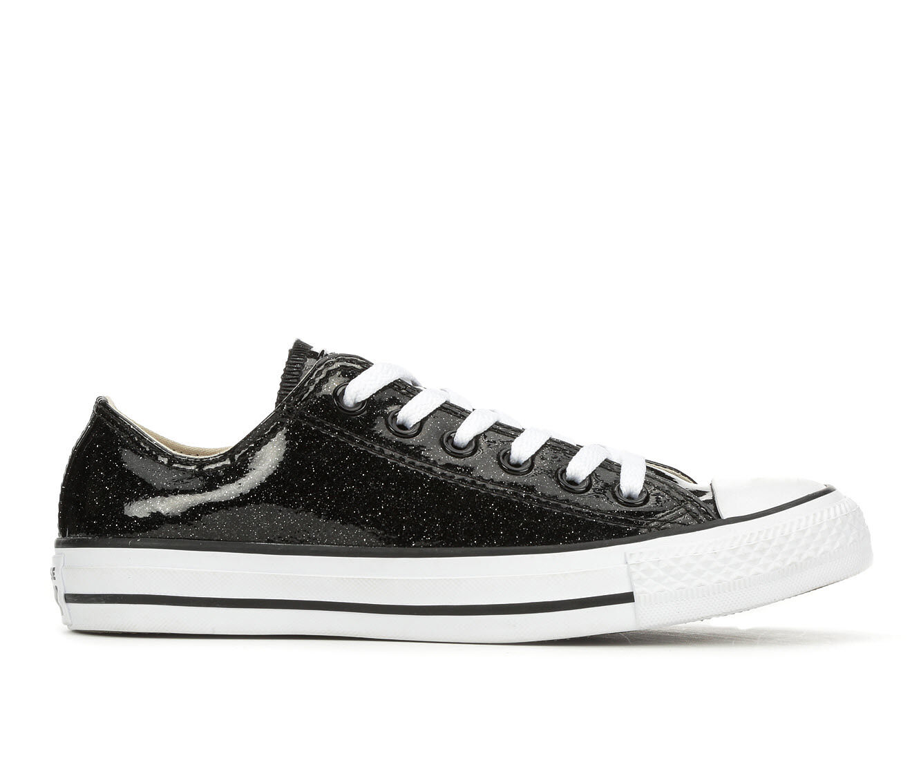 Women's Converse After Party Ox Sneakers Black/White