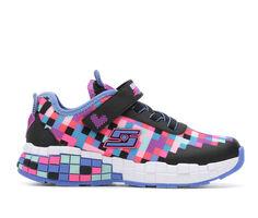 Girls' Skechers Little Kid Mega Craft Power Pixels Running Shoes