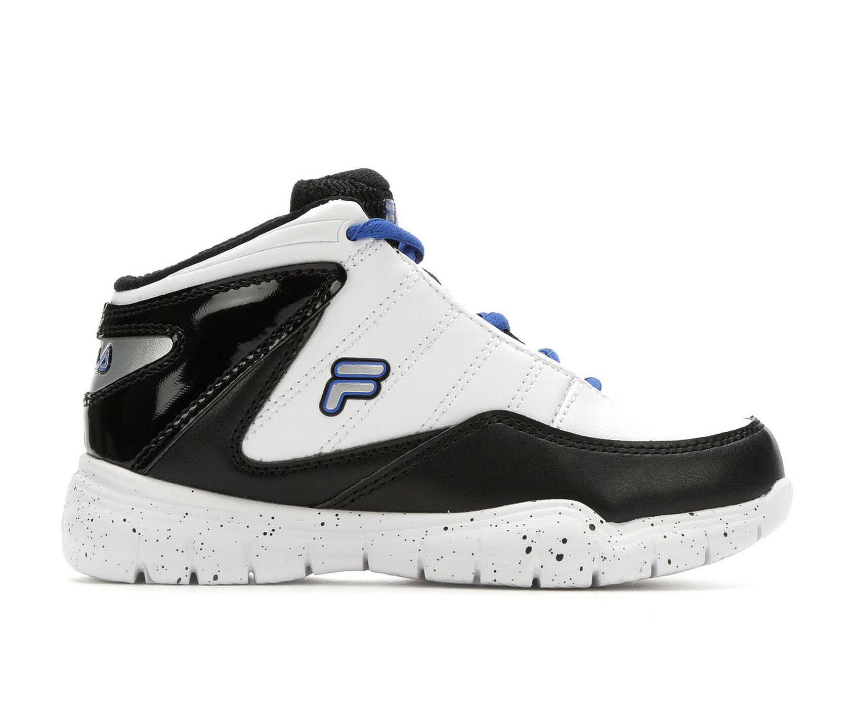 fb66eeea79a5 Boys  Fila Little Kid   Big Kid Sweeper 2 Basketball Shoes
