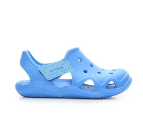 Boys' Crocs Swiftwater Wave B 11-3 Sandals
