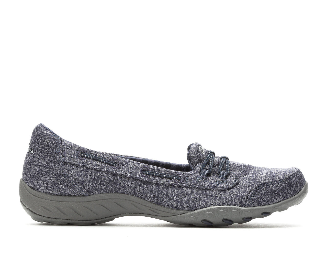 Women's Skechers Good Influence 23839 Slip-On Shoes Navy