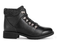 Women's LUKEES by MUK LUKS® Hiker Denali Fashion Hiking Boots