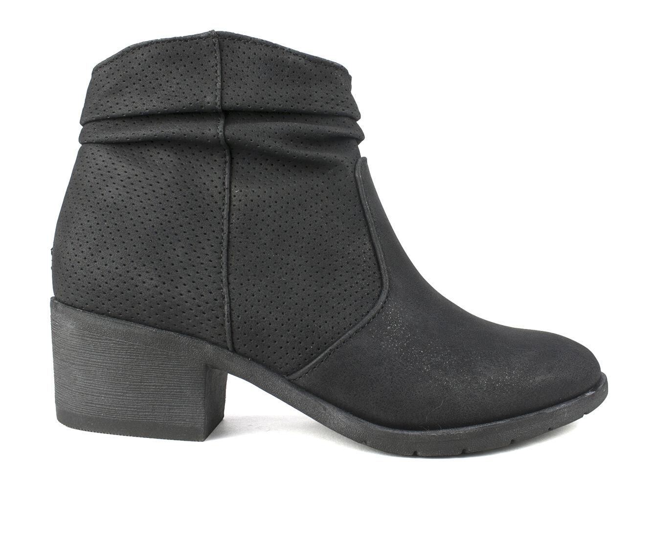 New Release Women's Seven Dials Udelia Western Boots Black