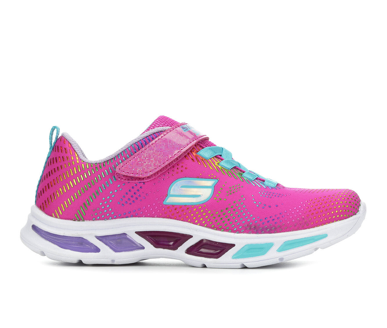 Skechers Gleam N Dream Neon Pink