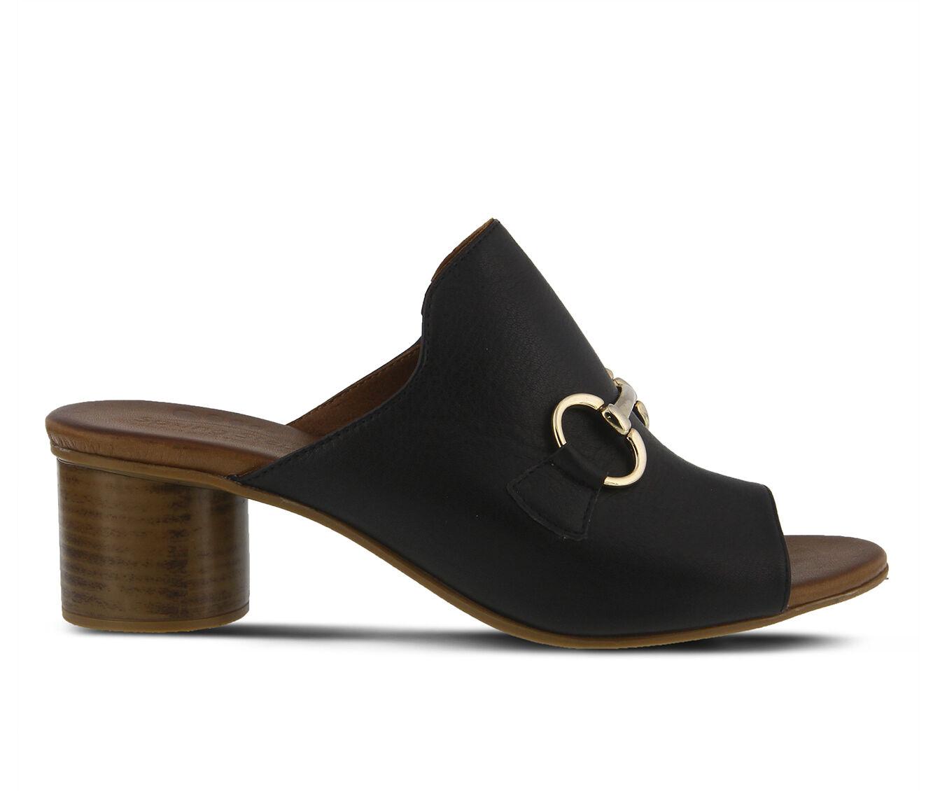 Women's SPRING STEP Deisyluv Dress Sandals Black