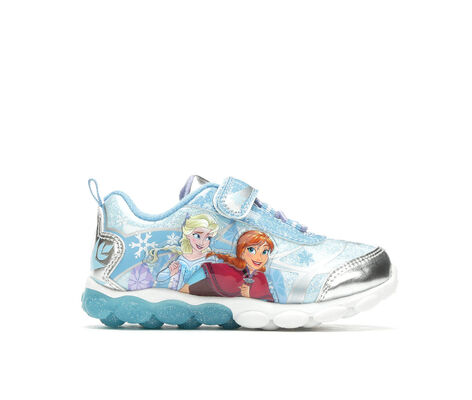 Girls' Disney Frozen 9 6-12 Light-Up Shoes