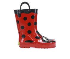 Girls' Western Chief Little Kid & Big Kid Ladybug Rain Boots